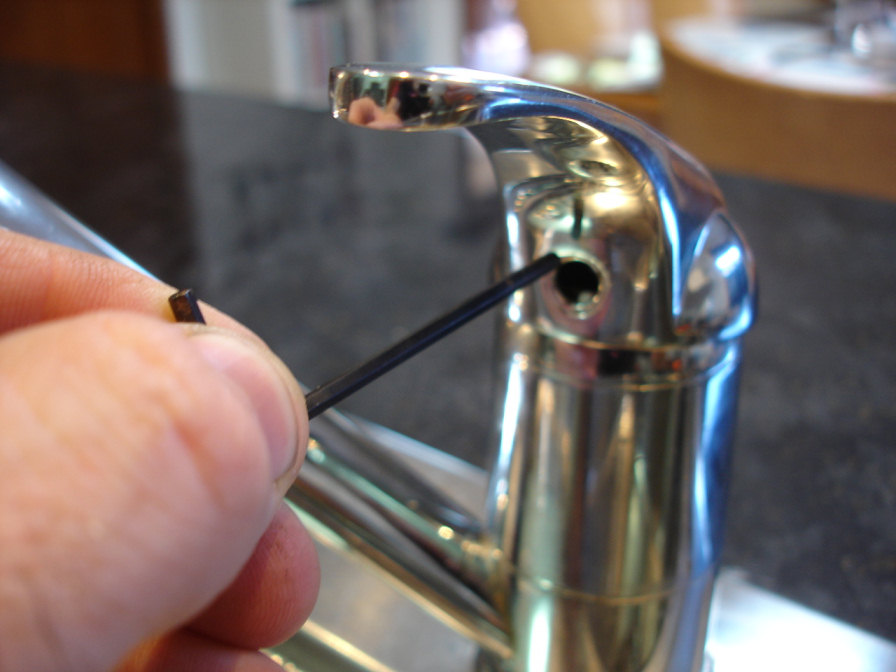 Fixing Kitchen Sink Mixer Taps