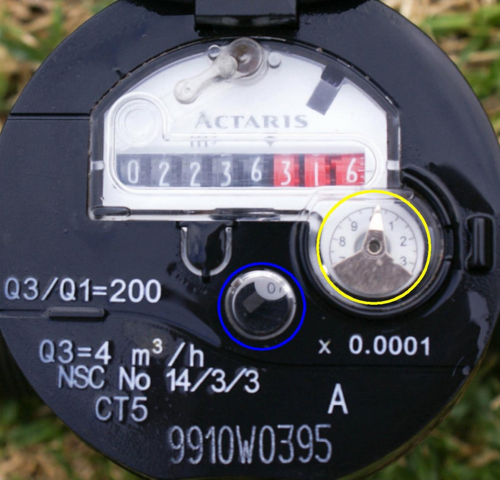 check your own water meter for calibration and use it to check for water leaks